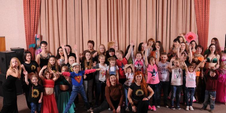 """МПА провела концерт присвячений міжнародному дню танцю """"Намасте""""."""